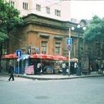 #ThrowbackThursday to 2010, intersection of Abovyan and Pushkin Streets. #Yerevan #Armenia photo by @sunflamingjune https://t.co/krlPm38CLa