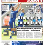 Leicester City star Marc Albrighton - an inspiration to any young footballer in Tamworth https://t.co/2uGWg7G9bu