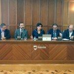 Encuentro Turístico para analizar el turismo MICE de Santander con D.Rafael Grande, Presidente de EMA https://t.co/gGT5jmT1Kh