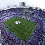Un estadio, el Bernabéu Un sentimiento, el madridista Una afición, vosotros Un grito, ¡HalaMadrid!  ¡GRACIAS! 🙏 https://t.co/mpNHNAZCiM