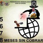 @c_rotondaro @BCV_ORG_VE @NicolasMaduro #pensionadosexterior Necesitamos calendario fechas pago de nuestros atrasos. https://t.co/1dMw4dUfvG