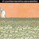 Confira a charge do cartunista Jarbas para o Diario desta quinta-feira. https://t.co/DeaZf8PY8m