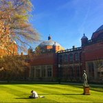 Such a beautiful day to be studying outside. Pic: becklesdaydream on Instagram https://t.co/4h4dhDjS5I