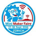 Maker Faire is coming to Zurich! Save the date: Sept. 17-18th! @MakerFaireZH @iotzh https://t.co/C6gJpJBwJm https://t.co/s4vrvenBlX