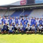 El equipo ya tiene sus camisetas #HauDaMendi. ¡Anímales el domingo y llévate la tuya! Juntos ganaremos al Valladolid https://t.co/bInfXqQdYH