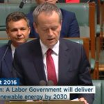 """You cant trust action on climate change to a government controlled by climate sceptics."" #BudgetReply https://t.co/fIjdazyxer"