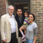 Great meeting first time voter Manoj. Hes voting Labour because he wants us to stand up for his family #VoteLabour https://t.co/PabbiSK4Ko