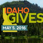 Its #IdahoGives day! Idahoans have donated more than $190,000 to Idaho non-profits! https://t.co/sdGW8kmT6C https://t.co/Rbf92T6sLS