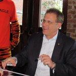 Auburns Gus Malzahn has a message at Tiger Trek: Defense, familiar faces, motivation. https://t.co/OL0yoLPPk6 https://t.co/b046LpsDDZ