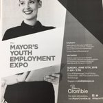 MAYORS YOUTH EMPLOYMENT EXPO. June 12th. Read attachment @PeelSchools @BonnieCrombie @GlenforestSS https://t.co/dzzLJbZ5hK