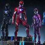 Power Rangers - Twitteiros comentam os novos uniformes dos Power Rangers. #NosTrendsBrasil https://t.co/WVTMgqoSwM
