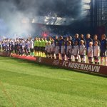 Så er vi næsten klar her i Telia Parken!! God pokalfinale til @AGFFodbold og @FCKobenhavn! #dbupokalen https://t.co/zkvn5gyO4G