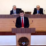 ArtsakhPress: #Karabakh has new #Ombudsman https://t.co/AjMvBe29sy https://t.co/mSoJOpMR3A #ArtsakhStrong #NKStrong #KarabaghNow #Karabak…