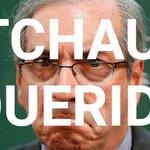LIMINAR AFASTA CUNHA DO MANDATO. É pra começar a quinta-feira aplaudindo o STF de pé!!! #TchauRéu https://t.co/ehl72p7VnK