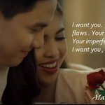I want you and only you.. (ctto) #ALDUB42ndWeeksary #NESCAFENation  @MaineAlden16 @aldenrichards02 @mainedcm https://t.co/yuz029IuGq