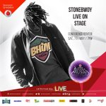 #Bhimnatives are you ready for @stonebwoyb this Saturday? he is LIVE on the #VGMAs stage.. #gohigher #mightylele https://t.co/AbDh55OWCk