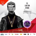 This Saturday is going to be crazzzzy charleeeeeyyyy.. EL fans are you there? @ELrepGH will be live on stage #koko https://t.co/Dr0CoOi51l