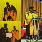 Congratulations @NAkufoAddo on your Honourary Doctor of Law Degree from the University of Fort Hare in South Africa. https://t.co/a1X48lymrt