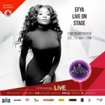 #divaalert @EFYA_Nokturnal will be her flawless self this Saturday at the #VGMAs. are the #gimgams ready??? https://t.co/7Z2urOvNab