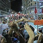 "Partidos e movimentos podem se unir por ""Diretas Já"" após impeachment https://t.co/moCHeaTV6F https://t.co/D4FnVUsf6l"