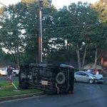 Major #wreck stalls traffic at Old Omen, McDonald in #Tyler. https://t.co/2R9gIFnJN4 https://t.co/wpI6ertrcL