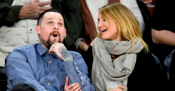 Cameron Diaz has a rather unique nickname for her hubby Benji Madden: