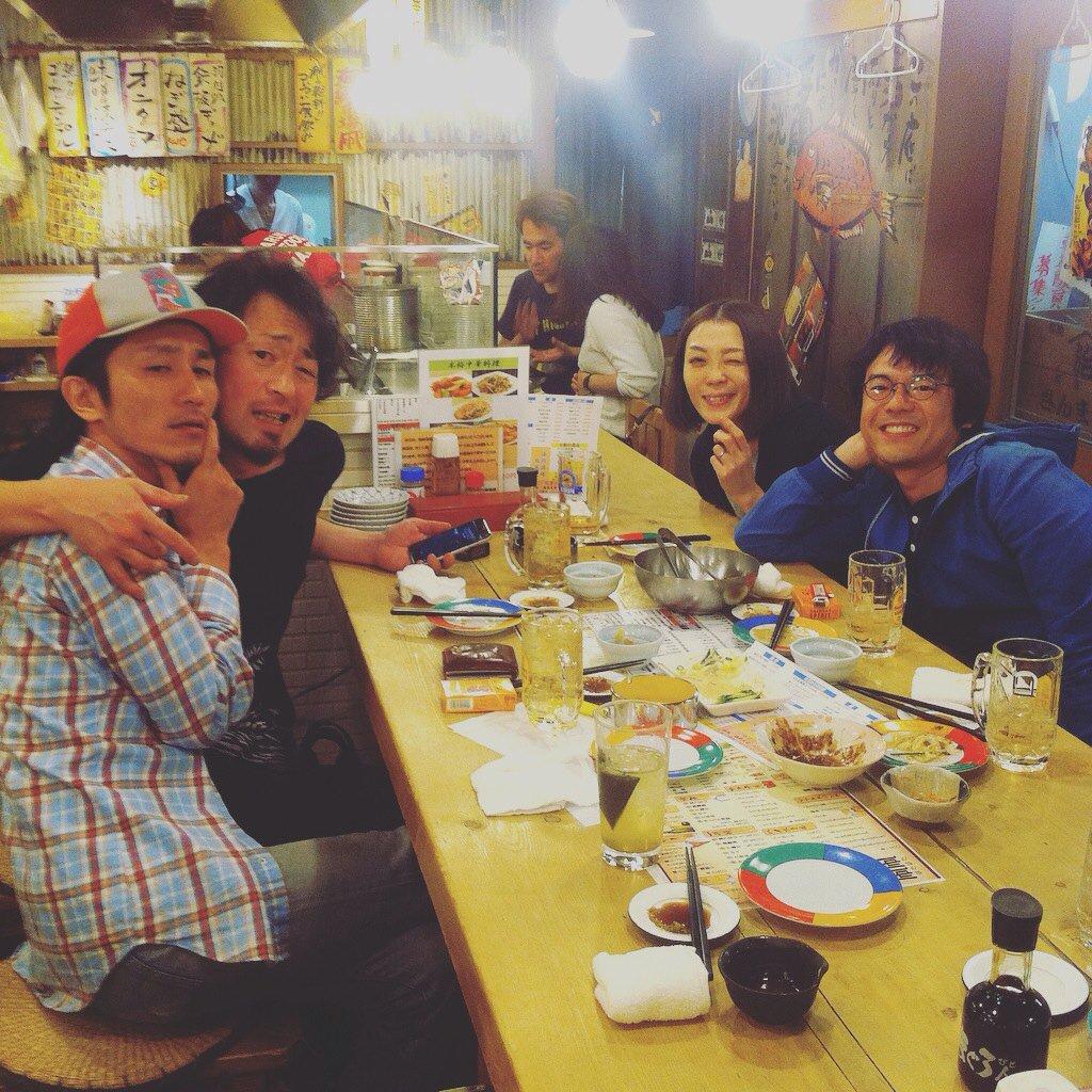 吉祥寺音楽祭、百々和宏とテープエコーズ、ありがとうございました! https://t.co/pDBMuPRsJl