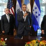 Pte Obama se reúne con Presidentes de Centro América . Por qué no habrán invitado al Tortugon ? 🐢  @CriticaPa https://t.co/X5JR7sftIF