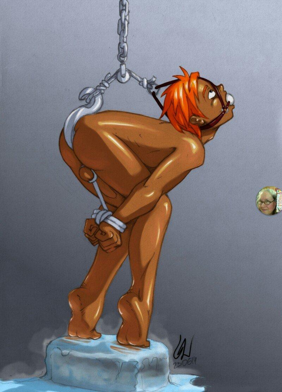 #bondage #anal #predicament #bdsm #ballgag #dominatrix UNDnKgHDJh