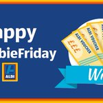 It's Finally Friday… RT and LIKE for the chance to #WIN a £10 voucher! #FreebieFriday https://t.co/OQsTJ86gaq