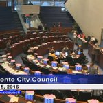 Toronto City Council will resume shortly. Watch online https://t.co/aDBOGvd53b #topoli #TOCouncil #cdnpoli #Rogerstv https://t.co/AGOzLTGY11