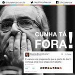 A justiça tardou mas, desta vez, não falhou. Por decisão liminar do ministro Teori, Cunha está fora da Câmara! https://t.co/eIgxhyQoTo
