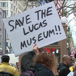 New strategy to rescue George Lucas museum in Chicago https://t.co/925pUPx1T0 https://t.co/RjWFpijPt0
