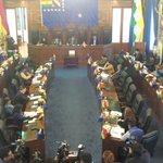 #AHORA Pleno del @SenadoBolivia elige a miembros de la Comisión de Ética. https://t.co/R8rsBDAKpm