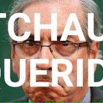 Bom dia sem Cunha, Brasil! Estamos apenas aguardando ansiosamente sua prisão. TCHAU, QUERIDO! #TchauQuerido https://t.co/3xIuzbMbrt