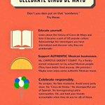 Hey @Baylor Bears- educate yourselves about Cinco de Mayo!  #reclaimcinco #mycultureisnotacostume https://t.co/gVd9kpHsHa