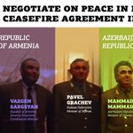 MUST KNOW: 3 parties - #Armenia, #Karabakh & #Azerbaijan, who negotiated for #NKpeace in 1994 & signed ceasefire https://t.co/NIgsZMzSIJ