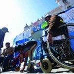 Una persona c/ discapacidad en #Bolivia enfrenta múltiples trabas para ser favorecida #ANF https://t.co/RT6VQNrU2b https://t.co/xV9NIvC9Nk