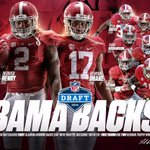 Moving on to the NEXT LEVEL!! #BamaBacks https://t.co/1QfJVd3rQr