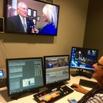 Working on our exclusive story with @GovernorDeal, he answers to critics of the campus carry veto at 4&6 on @wsbtv https://t.co/OgnOv5GaYr