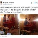 "Aquí el ""Cholo Dolmos"" en velorio de mano derecha del ""Loco Aldo"": @KeikoFujimori @pedrospadaro @AlcortaLourdes https://t.co/914DvRlb1L"