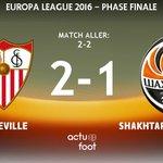 ⚽ BUUUUUUUUT DE GAMEIRO POUR LE DOUBLE !!! Séville 2-1 Shakhtar https://t.co/yyeHwc8sP3