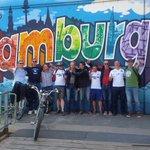 gerade jetzt auf Hafen Tour - Am Tor zur Welt. #hafengeburtstag #städtereise #städtetrip #fahrradtour https://t.co/8z4CW9j4Rx