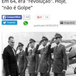 Merval na CBN/Globo admite: Cunha abriu golpe por vingança. Ouçam o comentário de hoje. Globo admite: é golpe sim. https://t.co/5SSNf3HSKa