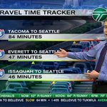 8:30 a.m. travel times from @AdamGehrke #99closure https://t.co/ltryGS7O36