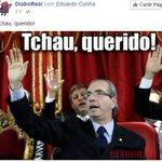 Afastamento de Eduardo Cunha da Câmara gera memes nas redes sociais https://t.co/NRQme69wqu #G1 https://t.co/imN7Lfc8Cb