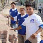 En @GobSalamanca arrancan @miguelmarquezm y @diegosinhue #ImpulsoSocialGto con obras y acciones en Cerro Gordo. https://t.co/Wwg5xOSCAd