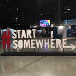 #100kOpportunities fair in #Seattle starts in just 20 minutes! #startsomewhere https://t.co/7AoJYAs23W