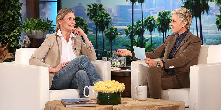 Cameron Diaz reveals the mushy nickname she has for husband Benji Madden