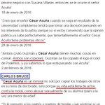 Enero 2016: Sheput y Bruce dijeron que Acuña era candidato oficialista y un inmoral. ¿Qué opinarán ahora? Combi PPK. https://t.co/0Zw1Y5QPDt